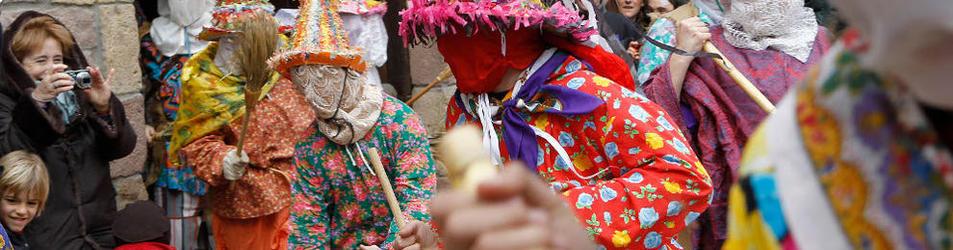 En Lantz, en los carnavales del año pasado