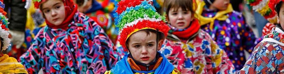 En los carnavales de Estella