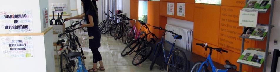 Mercadillo de bicicletas
