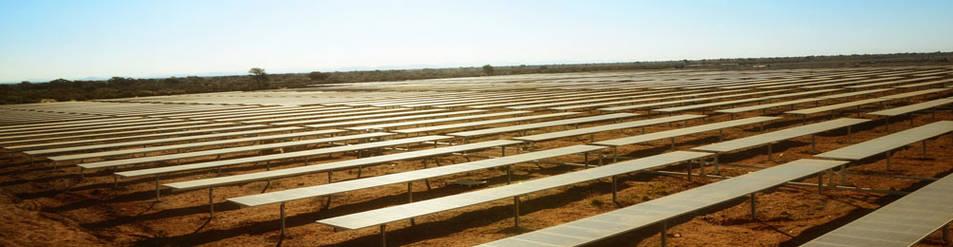 941674675020e Acciona pone en marcha la central fotovoltaica de mayor producción de África