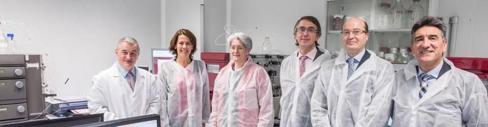 c2377d1cf88f6 Barcina conoce el plan de inversiones de la empresa 3P Biopharmaceuticals
