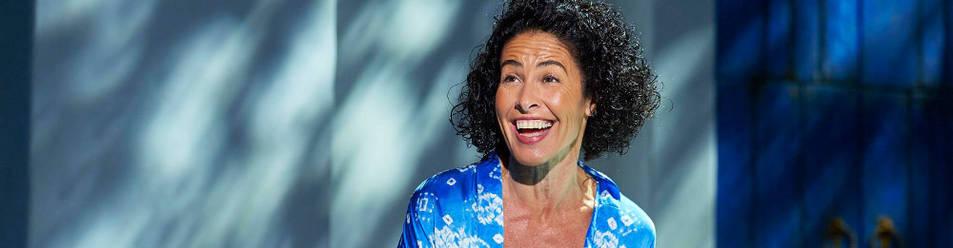 Nina representa a Donna, una de las protagonistas del musical.