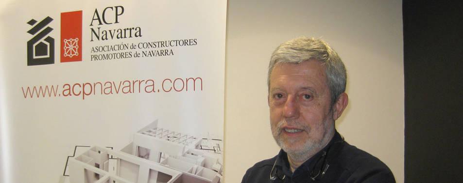 Juan Las Navas, presidente de ACP Navarra