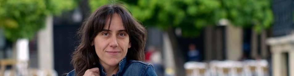 La directora teatral Ana Zamora.