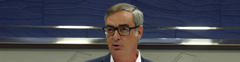 """Villegas (C's): """"Hay que distinguir entre prevaricación y corrupción política"""""""