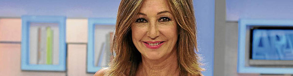 Ana Rosa Quintana vuelve a las mañanas de Telecinco desde hoy.