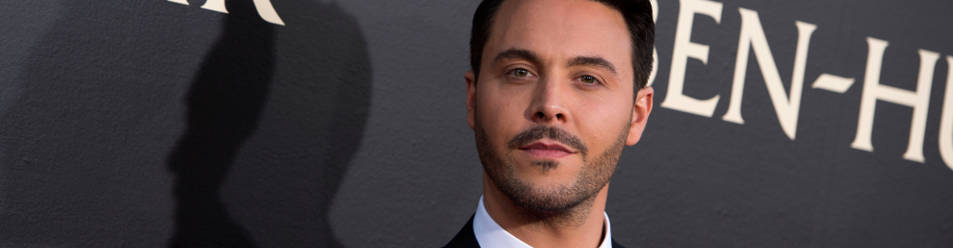 El actor Jack Huston.