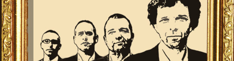The Disappointments, en una ilustración promocional.