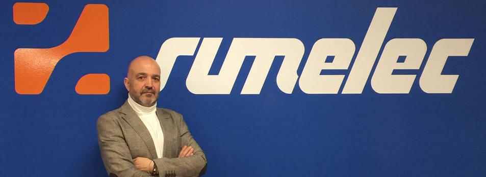 foto de Julio Bustillo, presidente del Grupo Sumelec