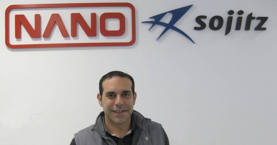 foto de Carlos Rojo, responsable de planta de Nano Automotive