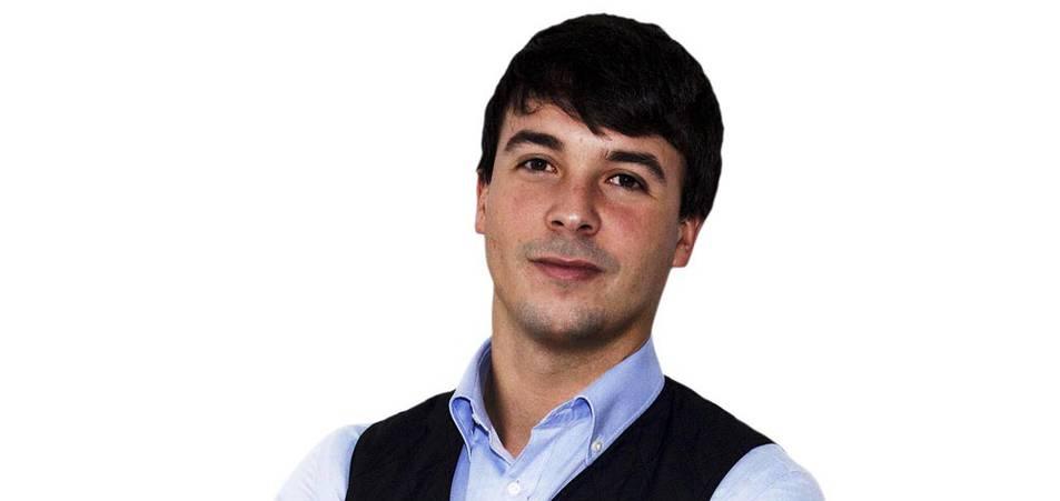 foto de Adrián Larripa, fundador y director de bigD