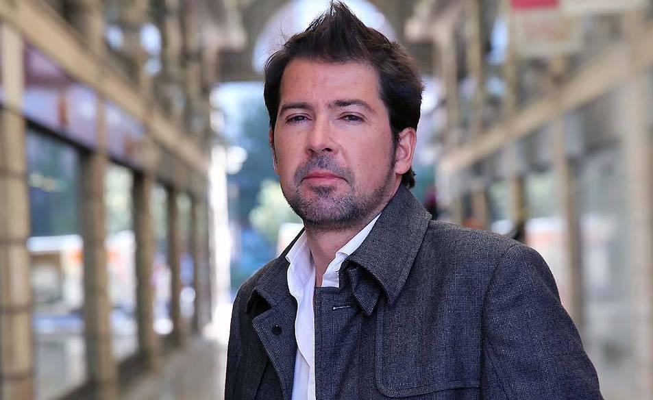 Ignacio Lloret  presentará mañana su nuevo libro en el Club de Lectura de Diario de Navarra.