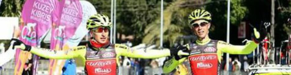 Amézqueta estrenó su palmarés en Chipre, prueba que no es UCI.