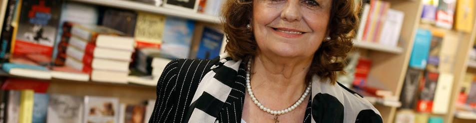 Ana Blandiana participó el martes en el Foro Auzolan.
