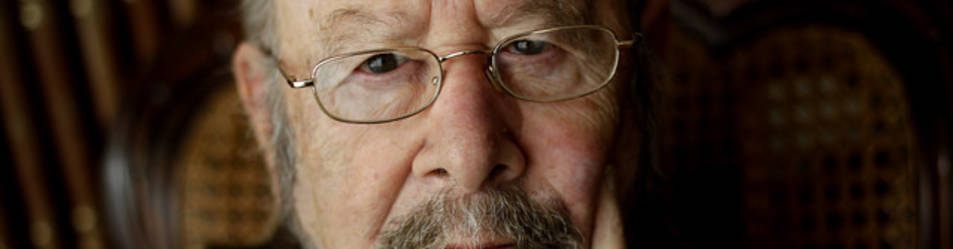 Jose Manuel Caballero Bonald, poeta y escritor, que publica 'Examen de ingenios'.