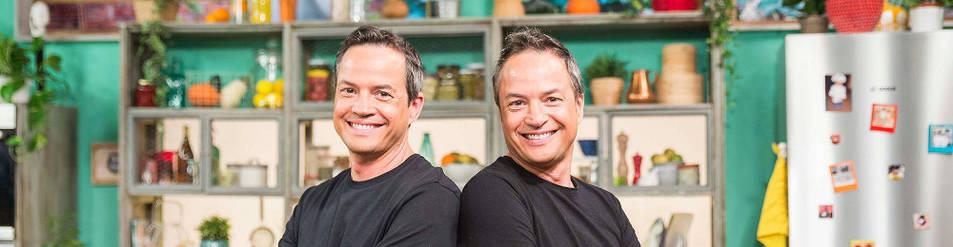 Imagen de Sergio y Javier Torres en su programa 'Torres en su cocina'.