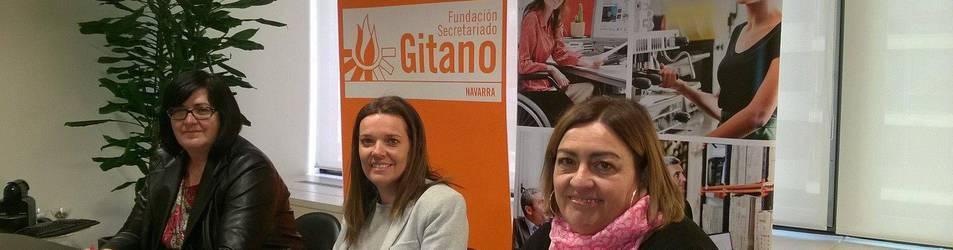 Inés García Pérez (a la derecha) es socióloga