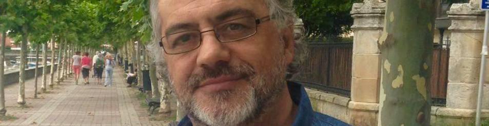Felix G. Modroño mantendrá un encuentro con los lectores esta tarde en Tudela.