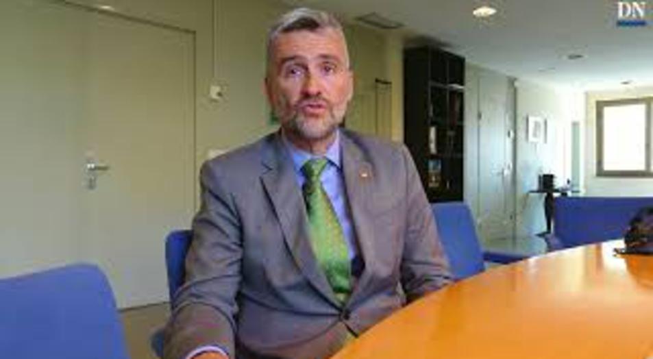 Entrevista a Alfonso Carlosena, rector de la UPNA