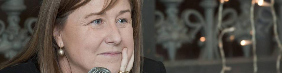 Rosa Jové, catalana de 57 años, tiene dos citas en Pamplona: hablará sobre altas capacidades y la resolución de rabietas y conflictos.