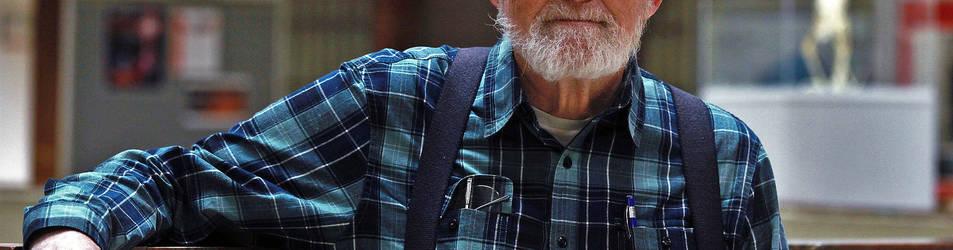 Joe McBride, catedrático de hidrología