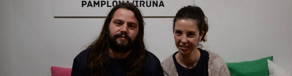 Patricia Serrada Quida y Fermín Ciaurriz Velasco.
