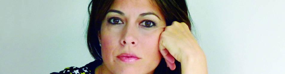 Imagen de la periodista y escritora Mara Torres.