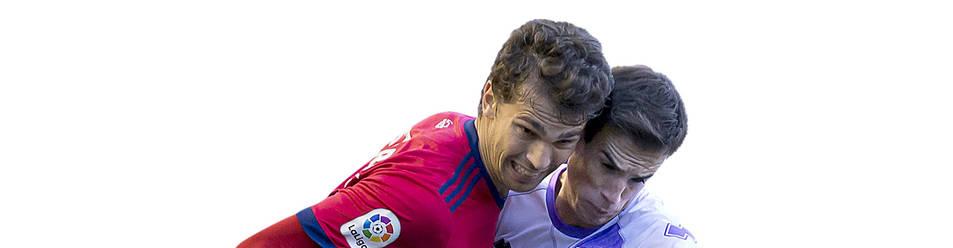 "Iñigo Pérez: ""A mis amigos y a mi familia les gustaría verme en Osasuna"""