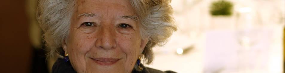 """María Ángeles Durán: """"Hay muchas mujeres que tienen su tiempo expropiado"""""""