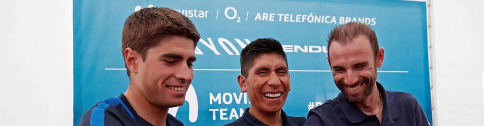 """José Luis Arrieta: """"En Movistar todos saben cuál es su sitio"""""""