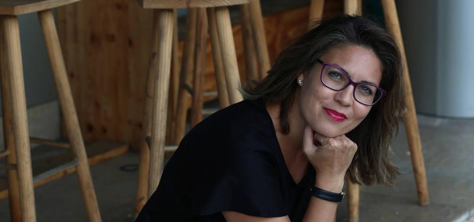 La musicóloga y doctora por la UPNA Rebeca Madurga Continente.