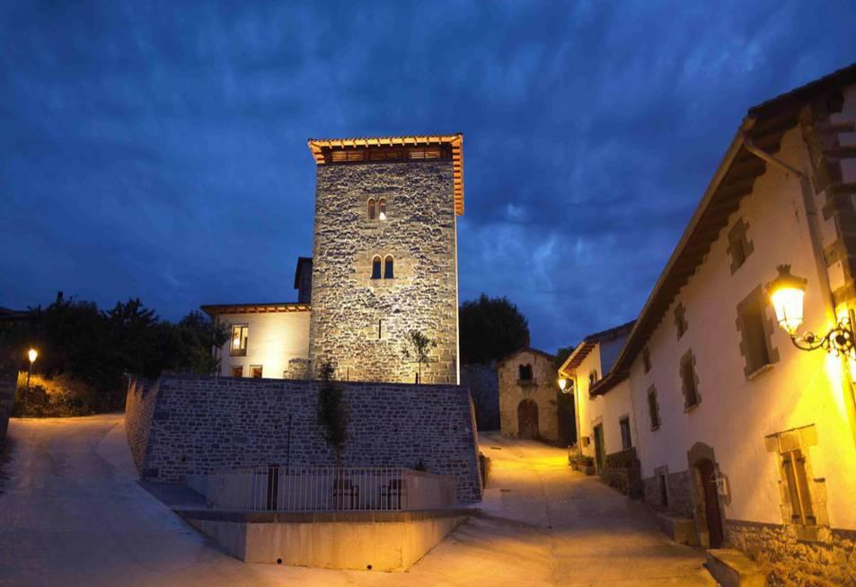 Torre de Uriz.