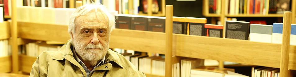 El escritor Miguel Sánchez-Ostiz.