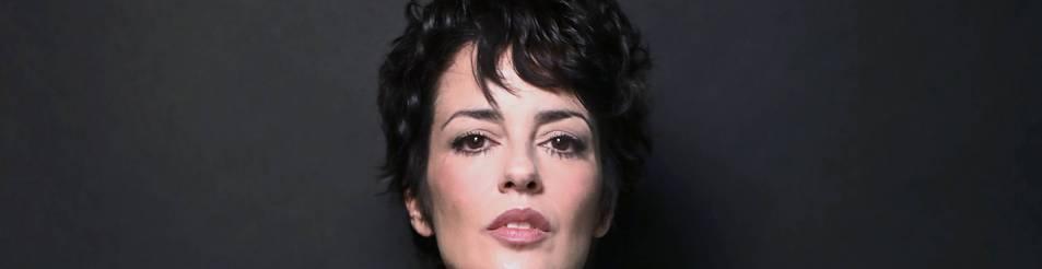 La cantante y compositora cordobesa Vega.