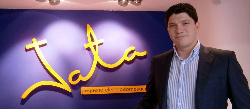 foto de Guillermo García, gerente de JATA