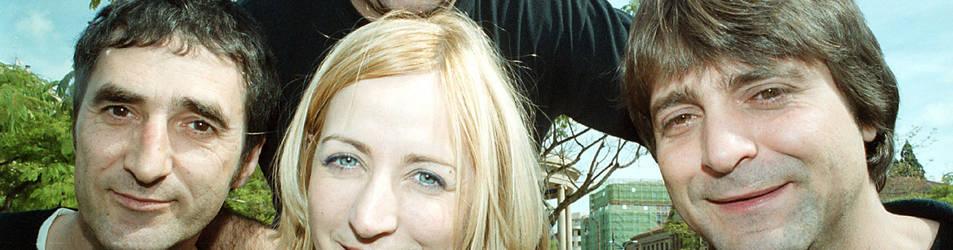 Tahúres zurdos, en una imagen del año 2000.