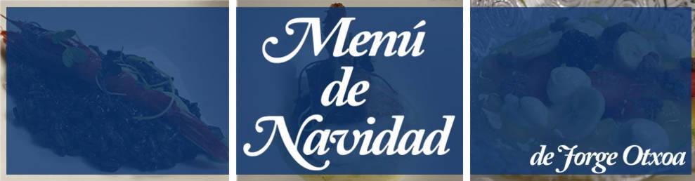 VÍDEORECETA | El menú de Navidad de Jorge Otxoa, del restaurante Mercao