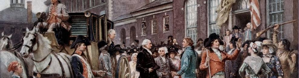 """El """"presidente indispensable"""" salva a Estados Unidos (1792)"""
