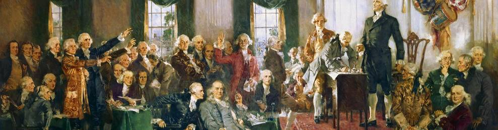 George Washington, presidente: la unión triunfa (1788)