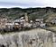 El sur de Navarra, expectante ante la crecida de los caudales de ríos