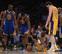 Ganan los favoritos y Kobe Bryant dice adiós a la competición