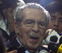 Guatemala condena al exdictador Ríos Montt a 80 años de prisión