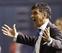 """Mendilibar: """"Temo por la situación del equipo, no por mí"""""""
