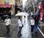 La lluvia deja desde el lunes más de 100 litros en el norte de Navarra