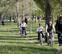 Multarán por ir en bici a más de 10 km/h por el parque del Arga a partir del 28 de enero