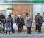 La tercera semana de huelga comienza con puntualidad en los servicios mínimos