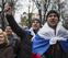 Ucrania envía una nota de protesta a Rusia por violación del espacio aéreo