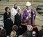 Los Reyes presiden en Madrid el funeral por las víctimas del 11M