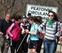 Miles de peregrinos asisten a la misa de la segunda Javierada