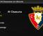 Competición no aplaza el Alcorcón-Osasuna de la jornada 8